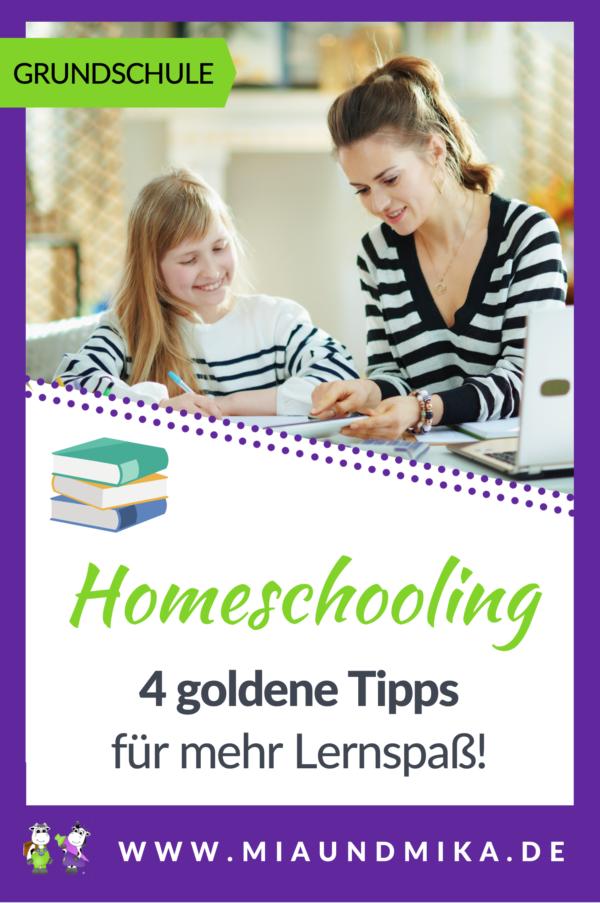 Homeschooling leicht gemacht