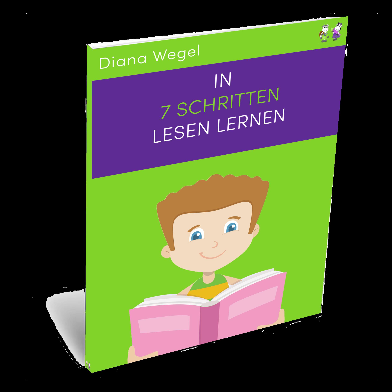 In 7 Schritten Lesen lernen