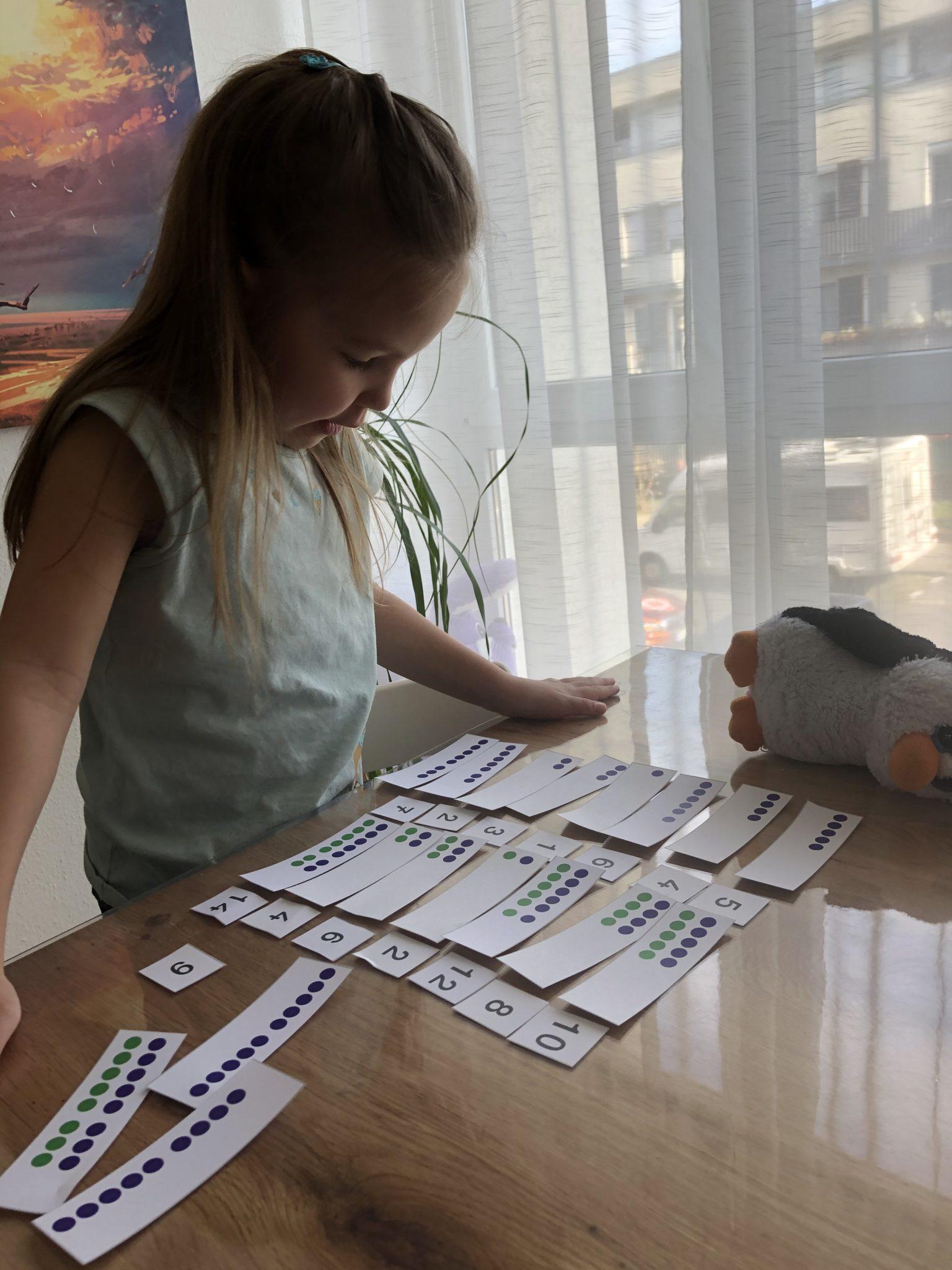 Spielerisch Verdoppeln lernen